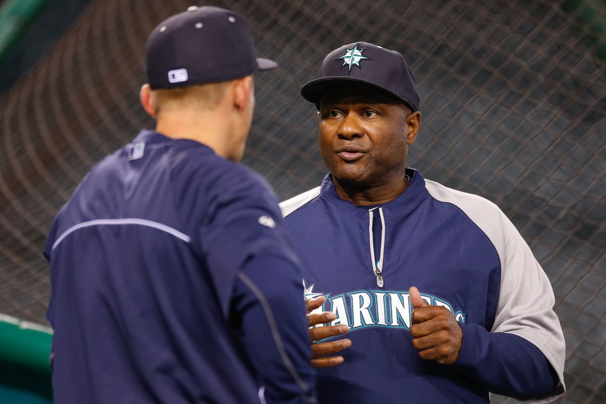 Lloyd McClendon probably not urging Kyle Seager to raise his wOBA