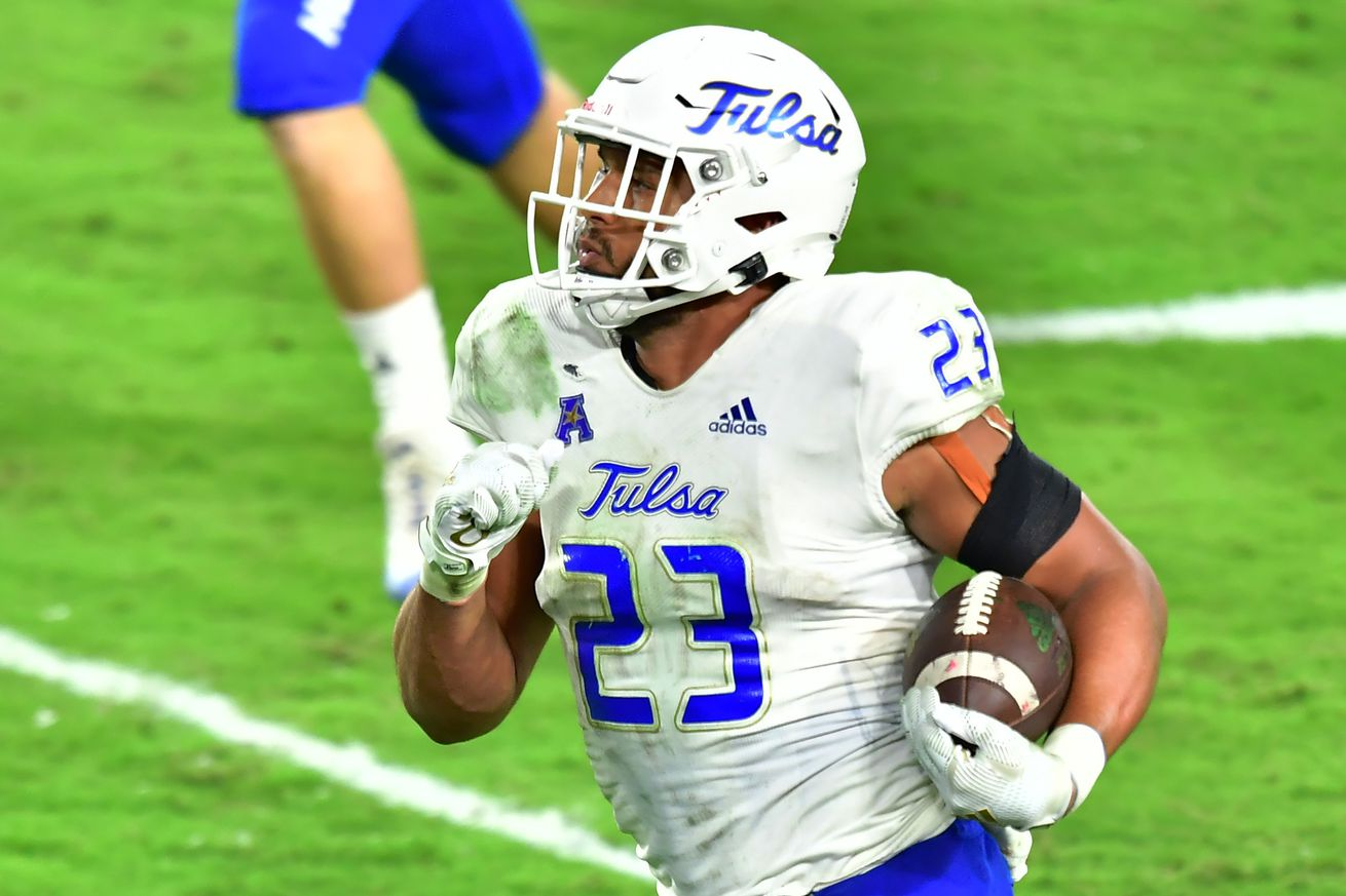 Tulsa v South Florida