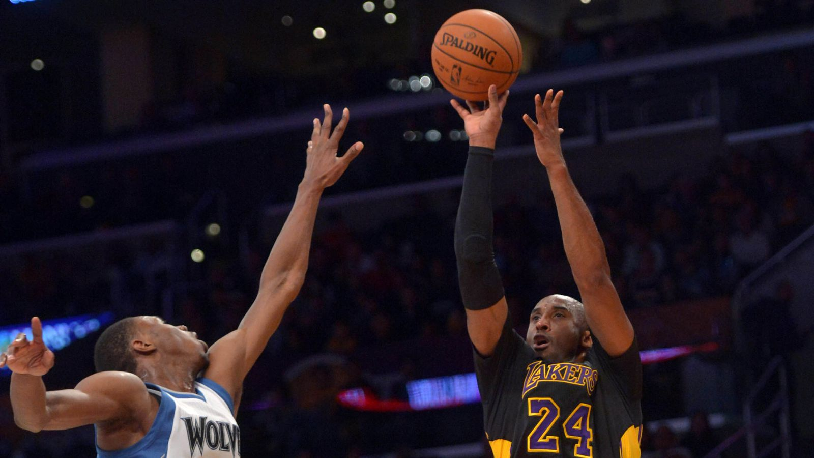 Lakers Vs. Timberwolves Preview: This Is Kobe Bryant's