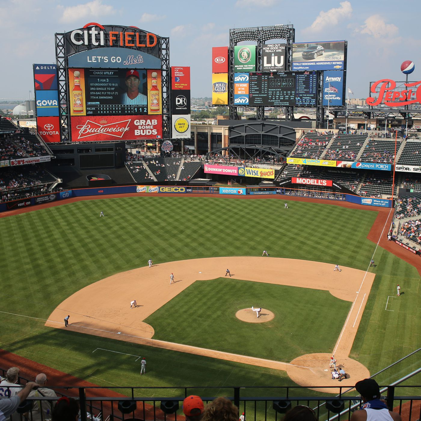 a5f1a46f9a5 Citi Field  The ultimate guide to the New York Mets ballpark - Curbed NY