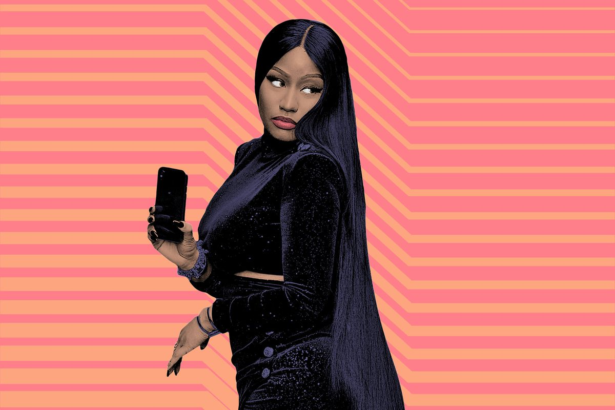 Nicki Minajs Queen May Not Survive Its Own Rollout The Ringer