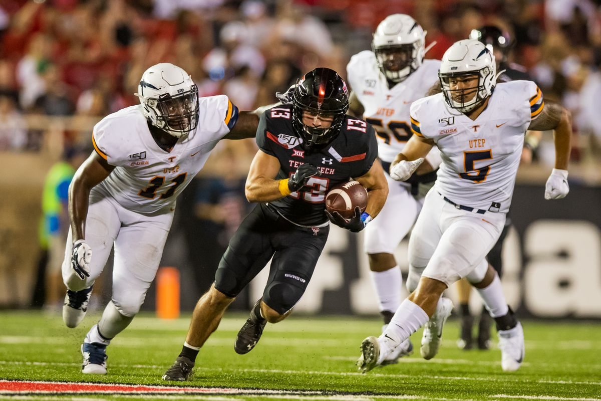 Texas Tech offense shows no mercy in second consecutive win