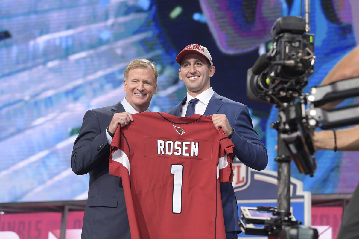 NFL Draft at AT&T Stadium