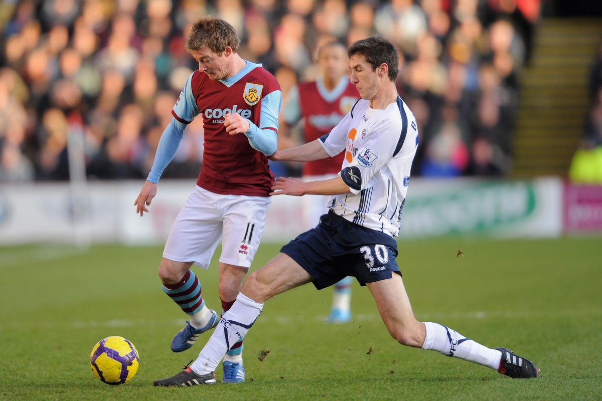 Burnley v Bolton Wanderers - Premier League