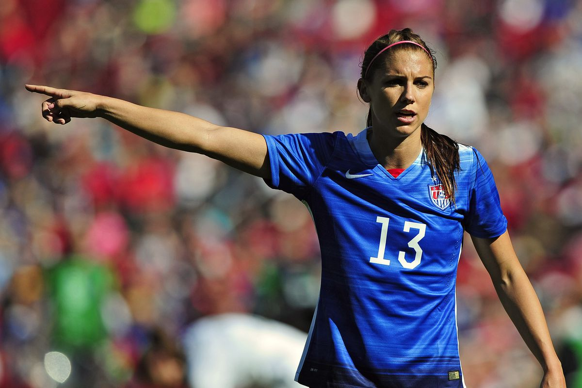 USWNT (and possibly Alex Morgan, who is recovering from an injury) opens World Cup play today at 4:30 PM PT against Australia.