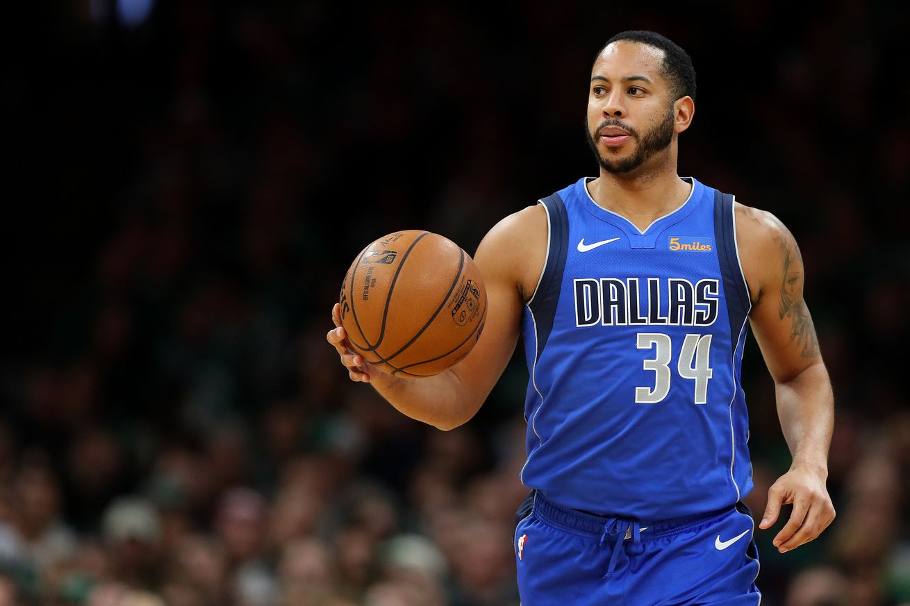 Devin Harris is not as good as he once was, but he's as good once as he ever was