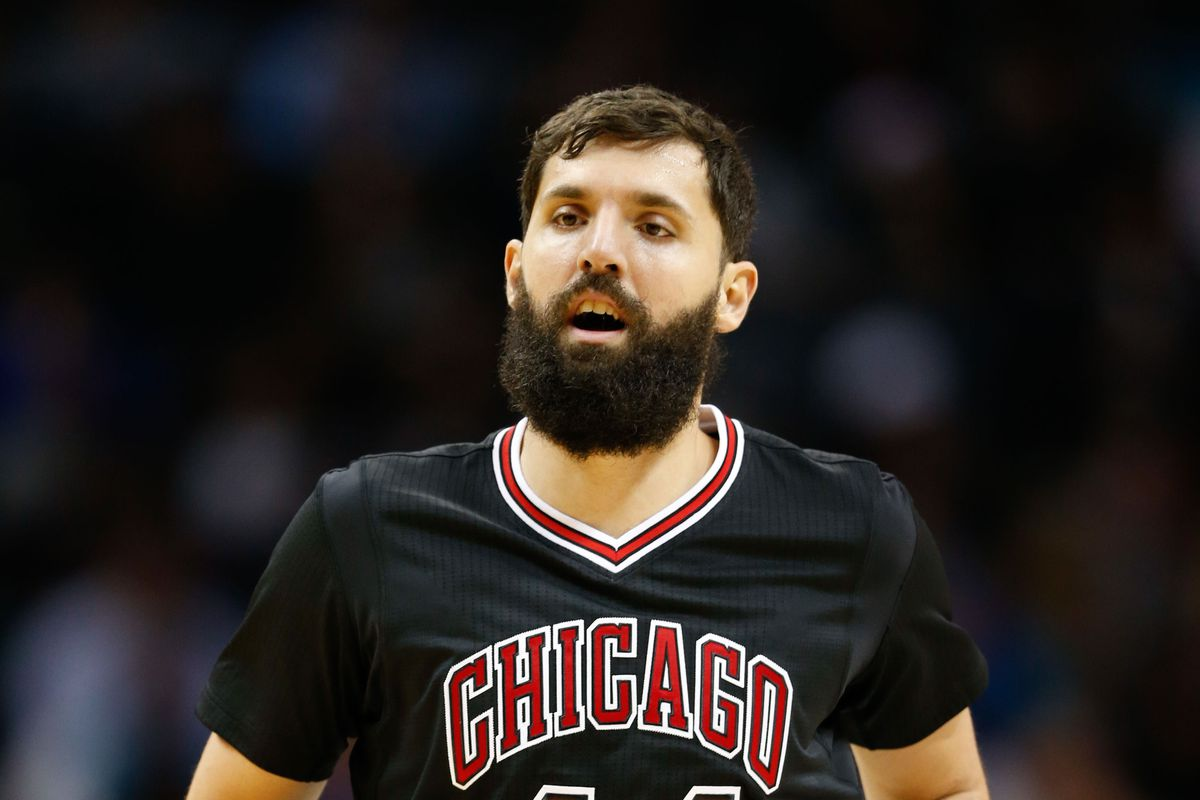 Nikola Mirotic rejoins teammates for first time since Bobby Portis altercation
