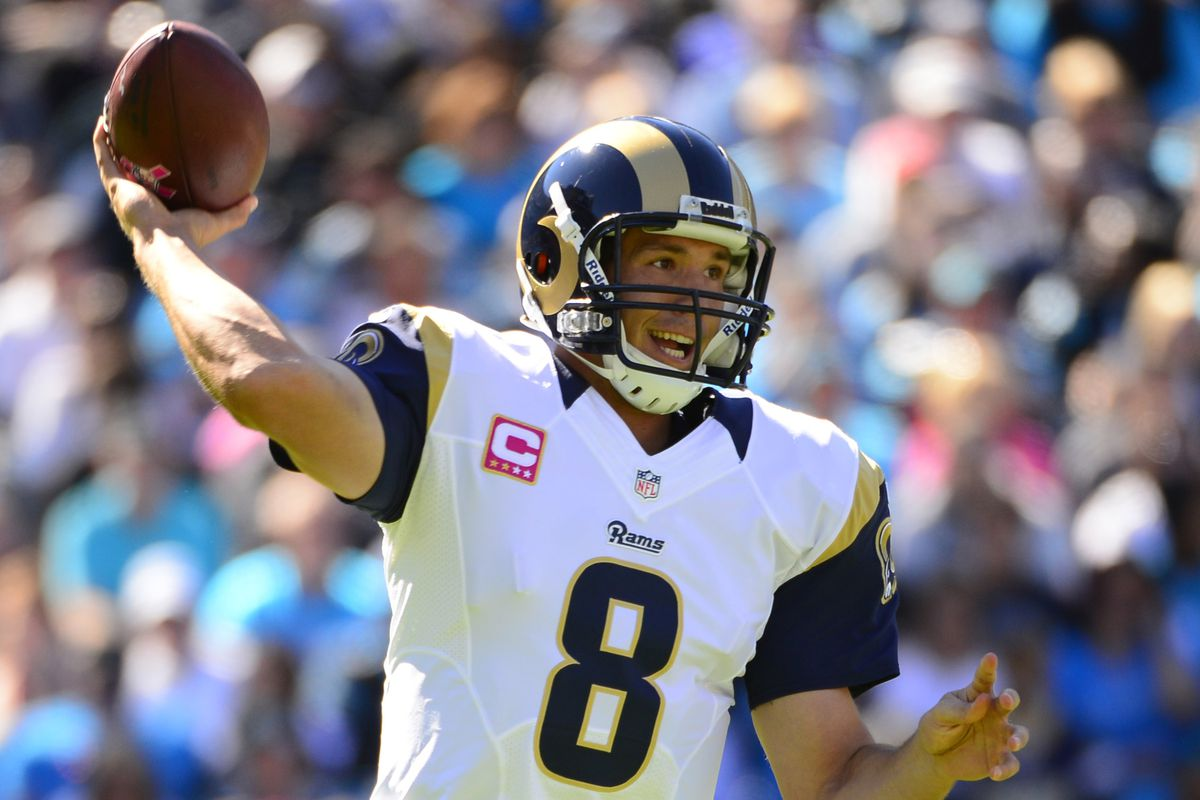 Random Ramsdom  October 22  St. Louis Rams - Without Sam Bradford ... b50f7fa13