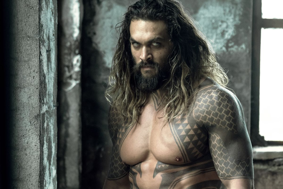 Aquaman director James Wan on what's holding up the trailer: 'It's me'
