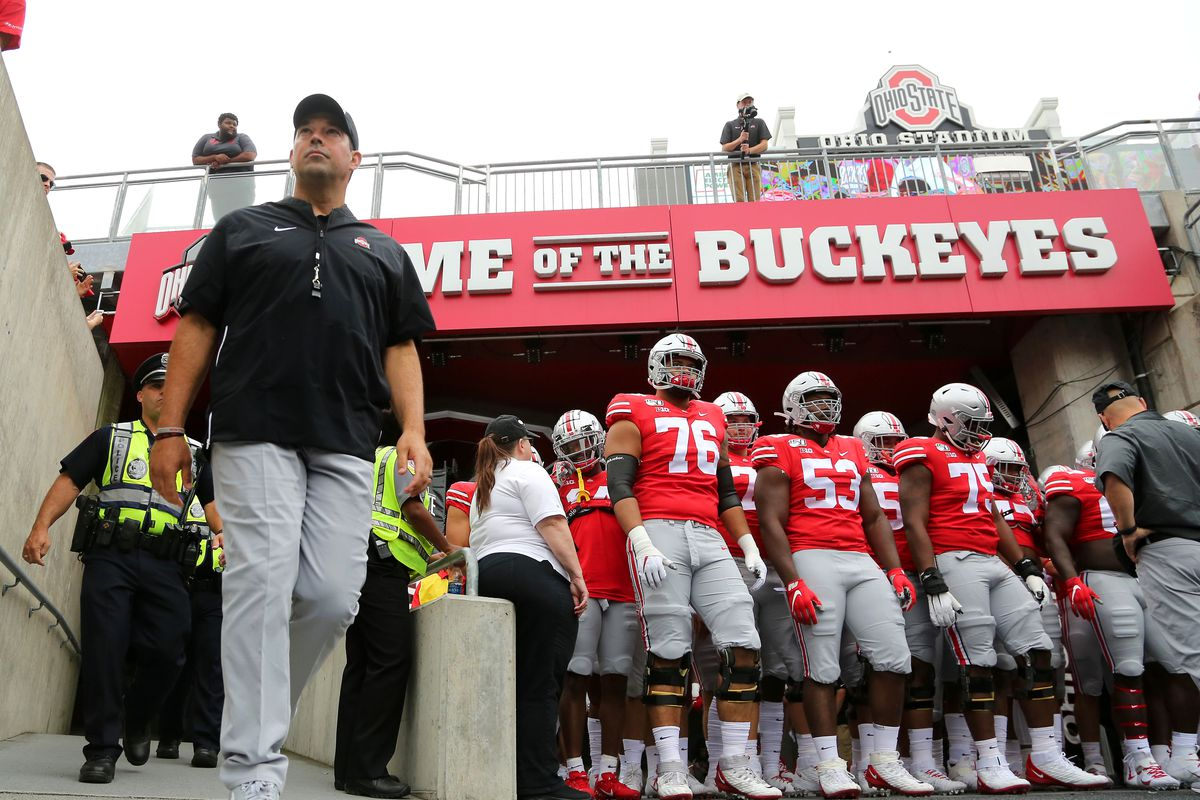 NCAA Football: Florida Atlantic at Ohio State
