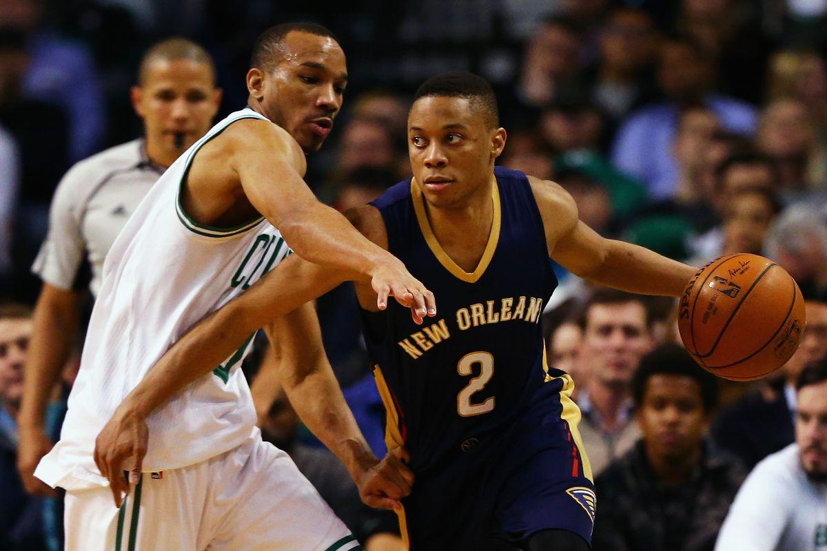 New Orleans Pelicans v Boston Celtics