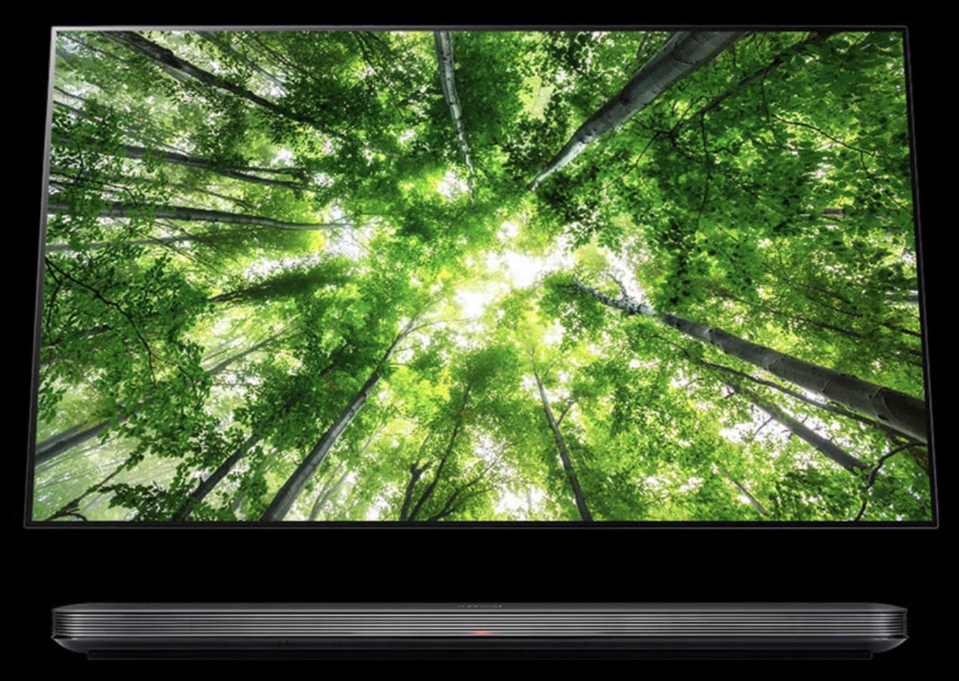 LG's premium 2018 OLED TVs have lower starting prices than