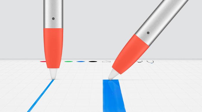 Logitech Crayon vs  Apple Pencil Review: which stylus should