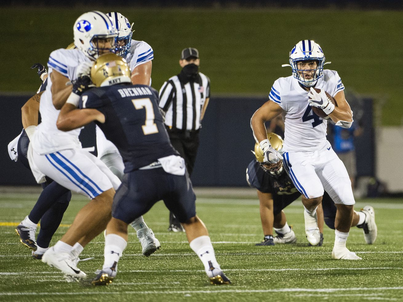 'It's a brutal position': Here's why so many BYU running backs get hurt