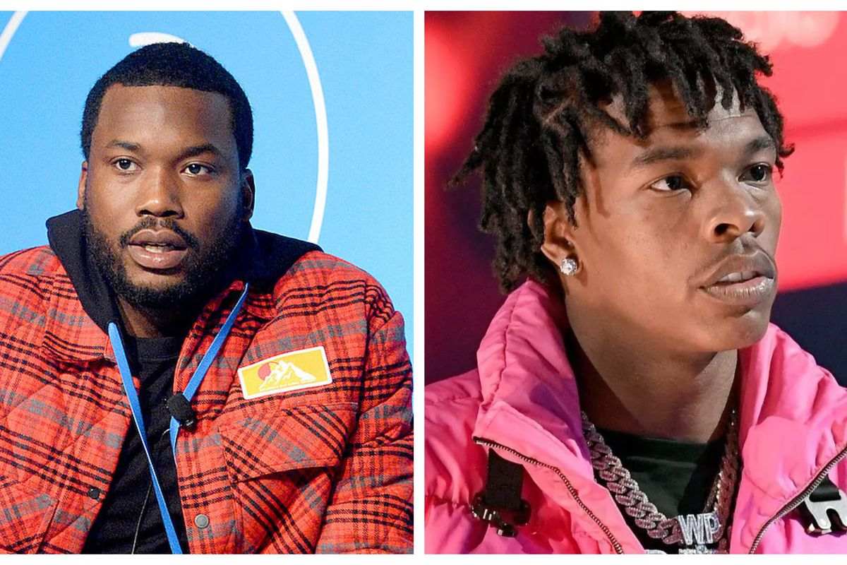 Meek Mill and Lil Baby