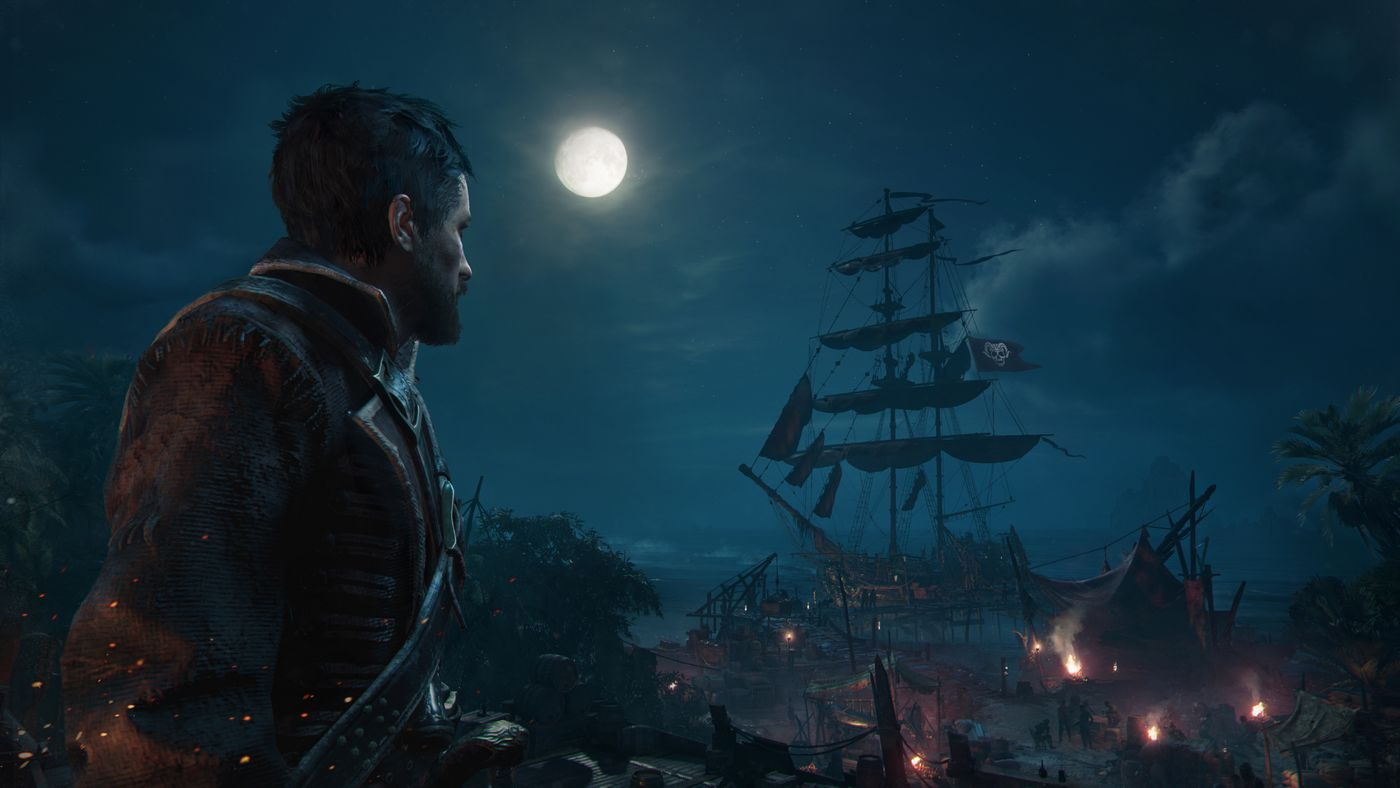 Skull & Bones' 2019 release date is the best thing to happen to it