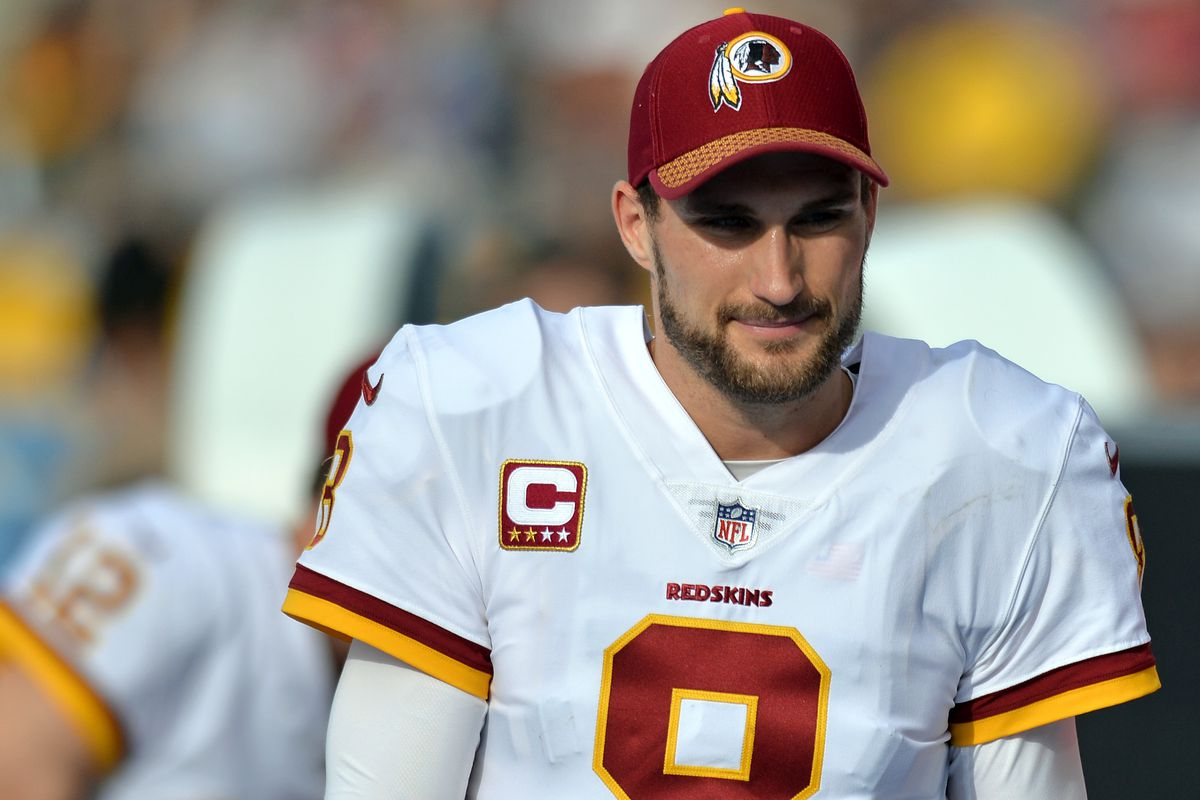 How The Redskins Can Save Face If They Move On From Kirk Cousins Hogs Haven