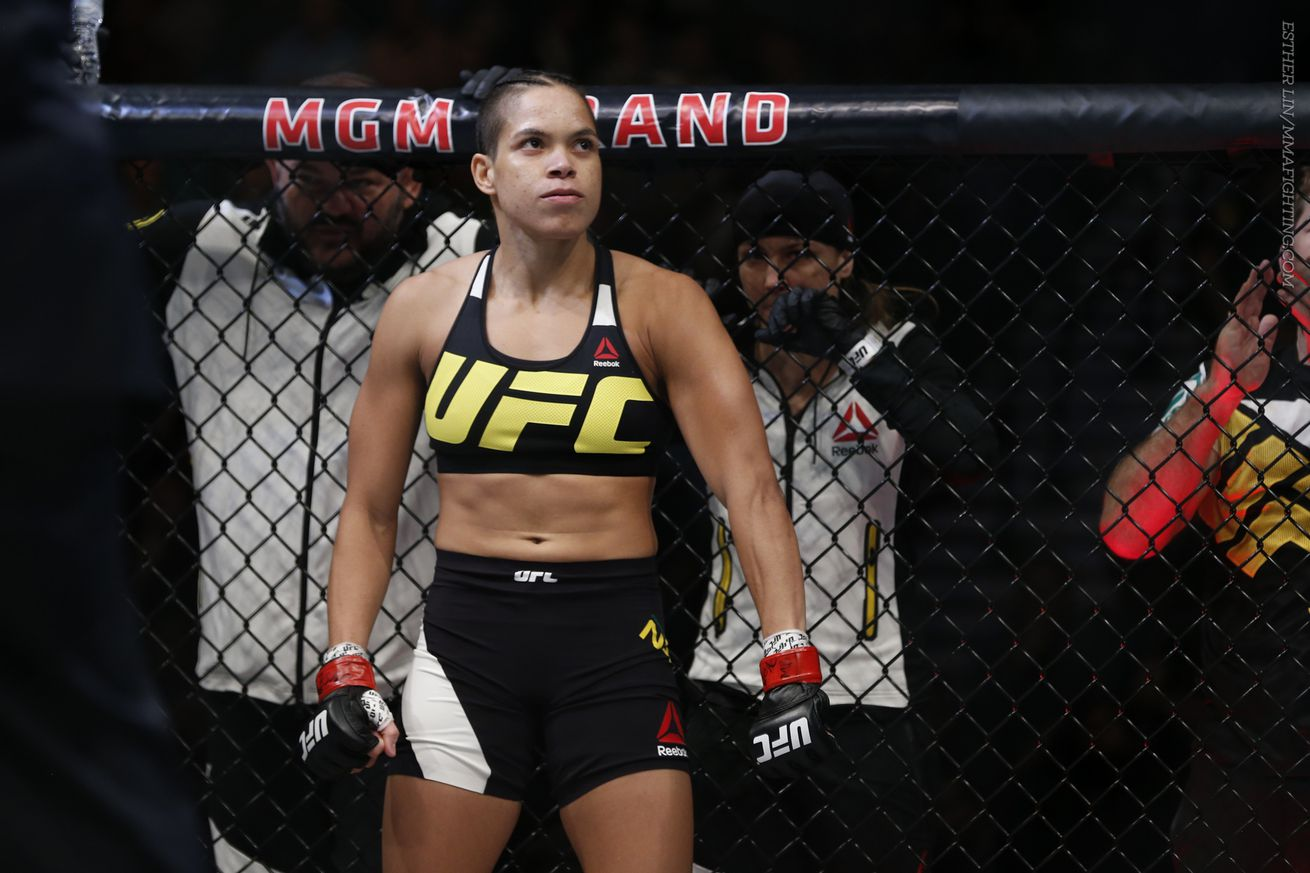 Chael Sonnen makes case for MMA forfeit clause following Amanda Nunes' withdrawal from UFC 213