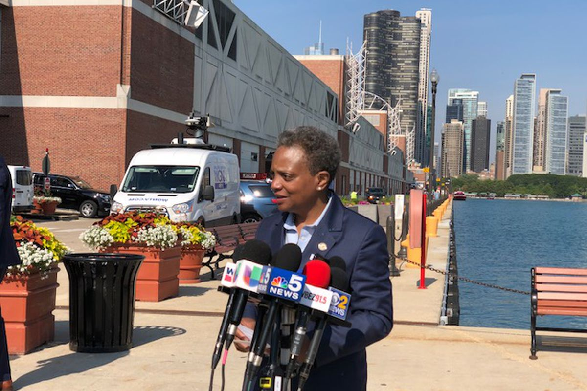 Mayor Lightfoot pleads for patience in weaning city off 'addiction' to punitive fees, fines