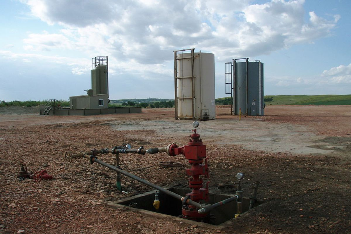Fracking Contaminated Underground Water In Wyoming The Verge