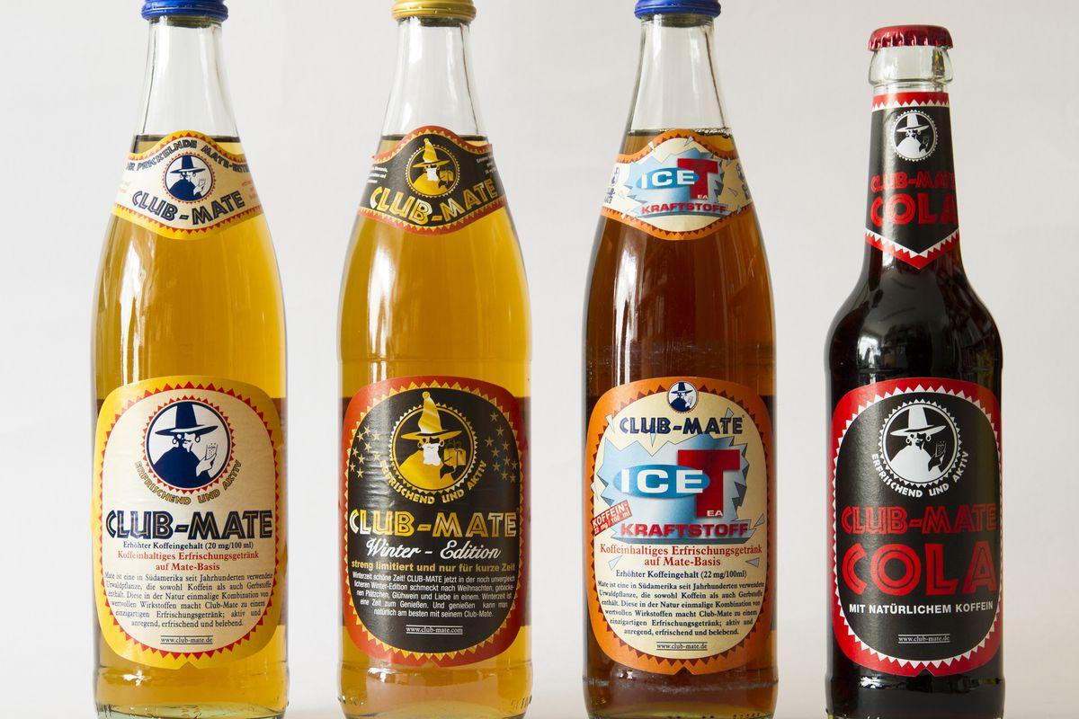 Club-Mate: The Favorite Drink of German Hackers and Club Kids Is ...