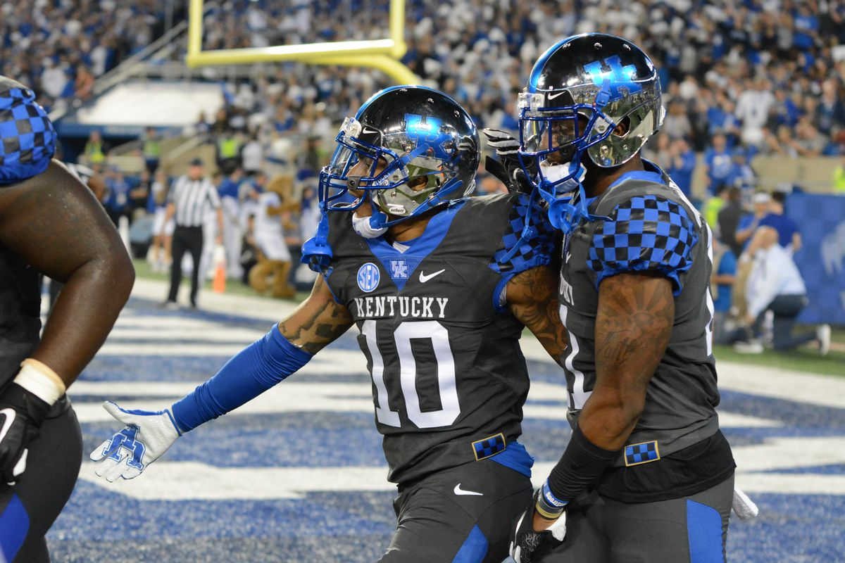 UK Football 5 More Thoughts And Postgame Notes From Kentuckys Win