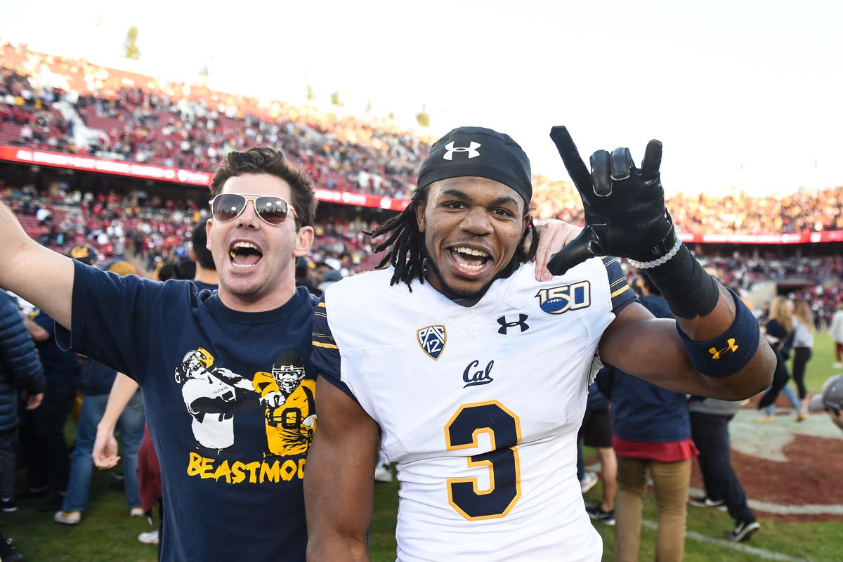 COLLEGE FOOTBALL: NOV 23 Cal at Stanford