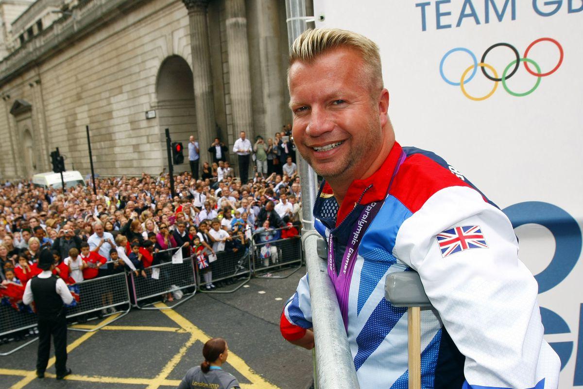 Olympics & Paralympics Team GB - London 2012 Victory Parade