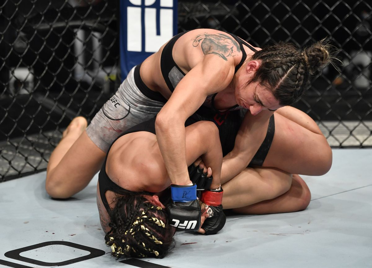 UFC Fight Night: Esparza v Rodriguez