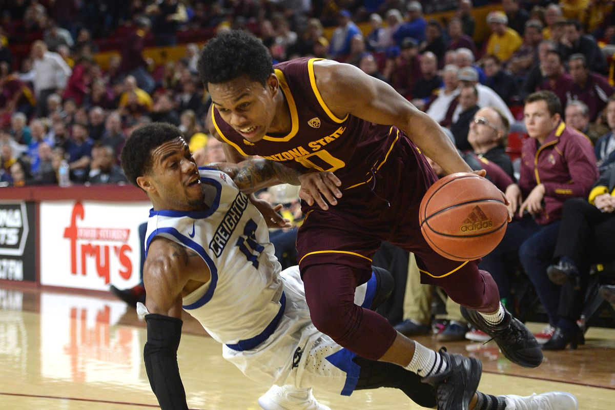 NCAA Basketball: Creighton at Arizona State