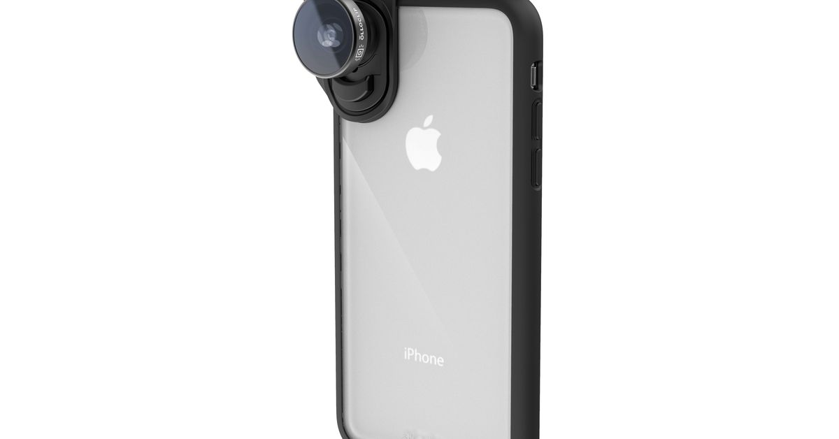 Olloclip Iphone  Case