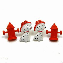 """Things that shouldn't be filed under the """"September 11"""" tag, part one: <a href=""""http://www.etsy.com/listing/77891775/dalmatian-and-fire-hydrant-earring-set-2"""" rel=""""nofollow"""">Dalmatian earrings</a>, $8.50."""
