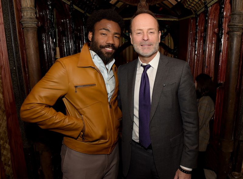 Premiere For FX's 'Atlanta Robbin' Season' - After Party