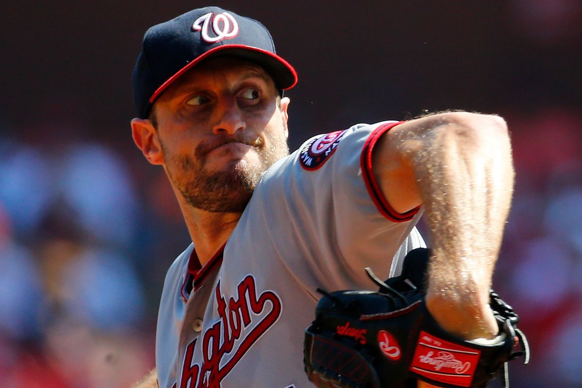 Max Scherzer starts for Washington Nationals in Game 2 of NLCS with St. Louis Cardinals