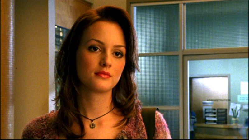 Leighton Meester on Veronica Mars