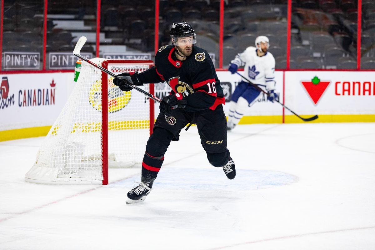 NHL: JAN 15 Maple Leafs at Senators
