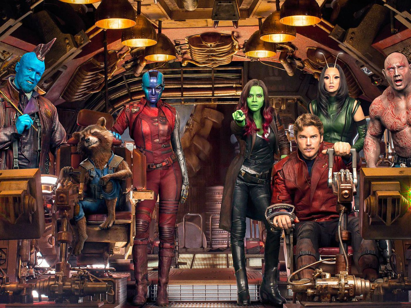 Guardians Of The Galaxy Cast Petitions Disney To Rehire James Gunn The Verge