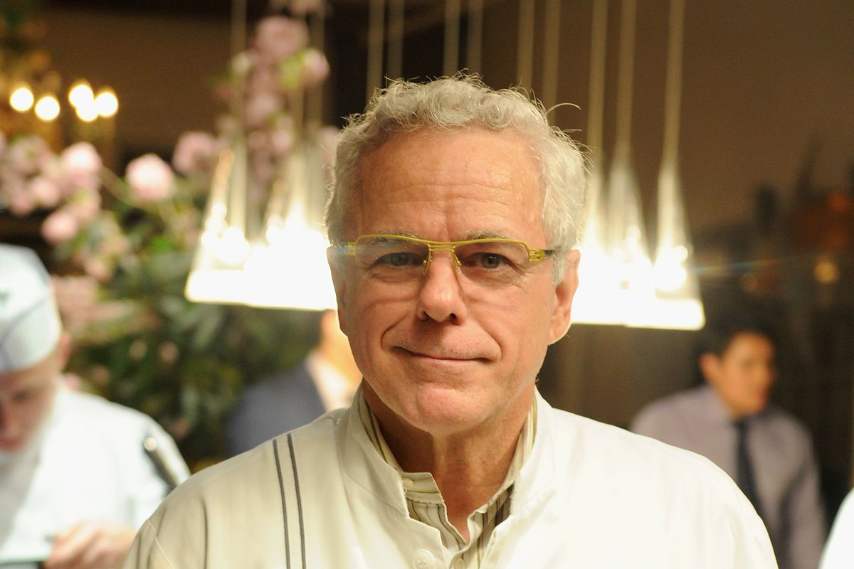New York Culinary Experience Private Dinner Honoring Chef David Bouley Hosted By New York Magazine