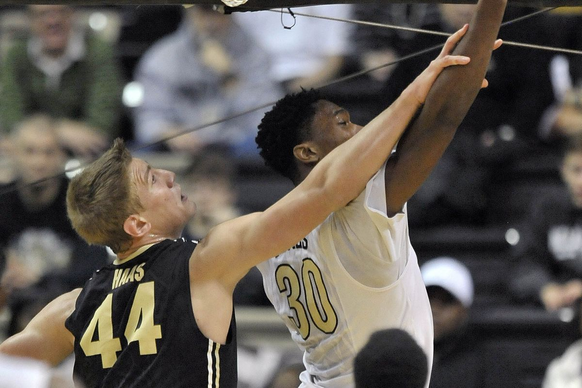 According to referee Jim Burr (Aaron's brother), this was not a foul.