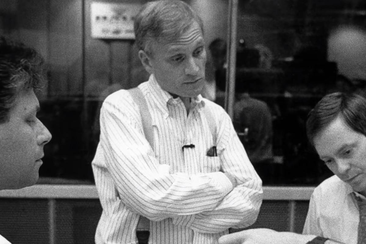 A photo of Howard Ashman.
