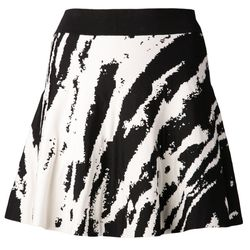 """Abstract striped skirt in creme and black, $65 (was $379) via <a href=""""https://shop.hlorenzo.com/products/womens/sale/bottoms/wk033_creme_black"""">H Lorenzo</a>"""