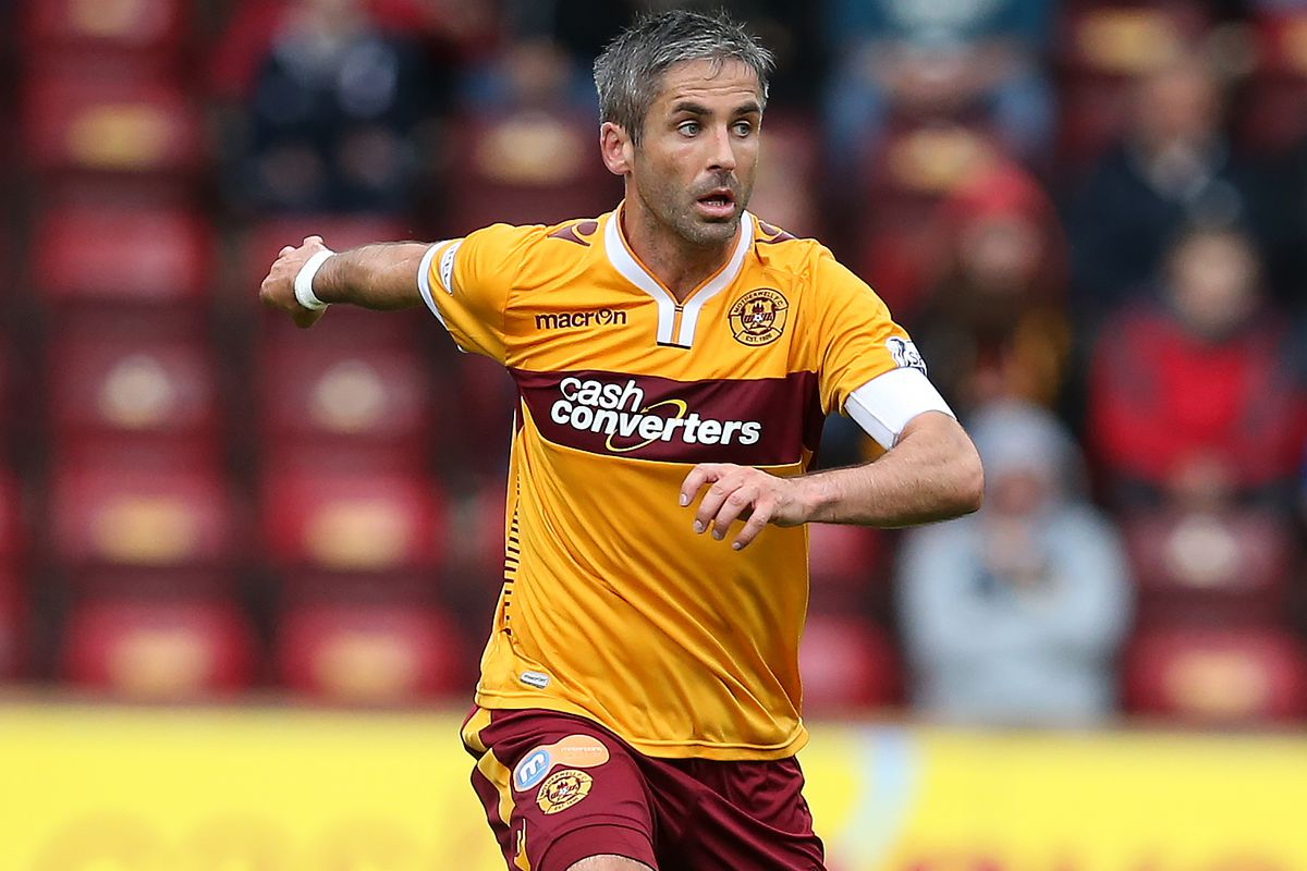 Wanderers are in friendly action this weekend for Motherwell captain Keith Lasley's testimonial