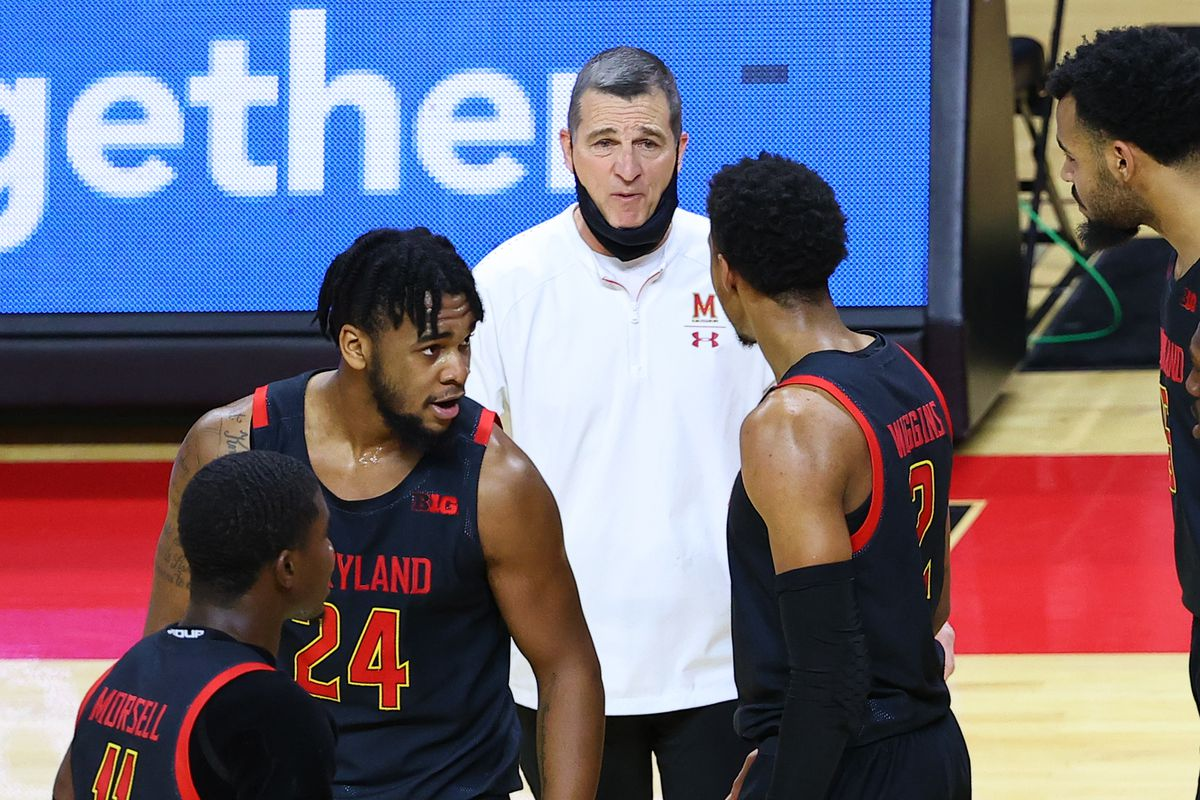 COLLEGE BASKETBALL: FEB 21 Maryland at Rutgers
