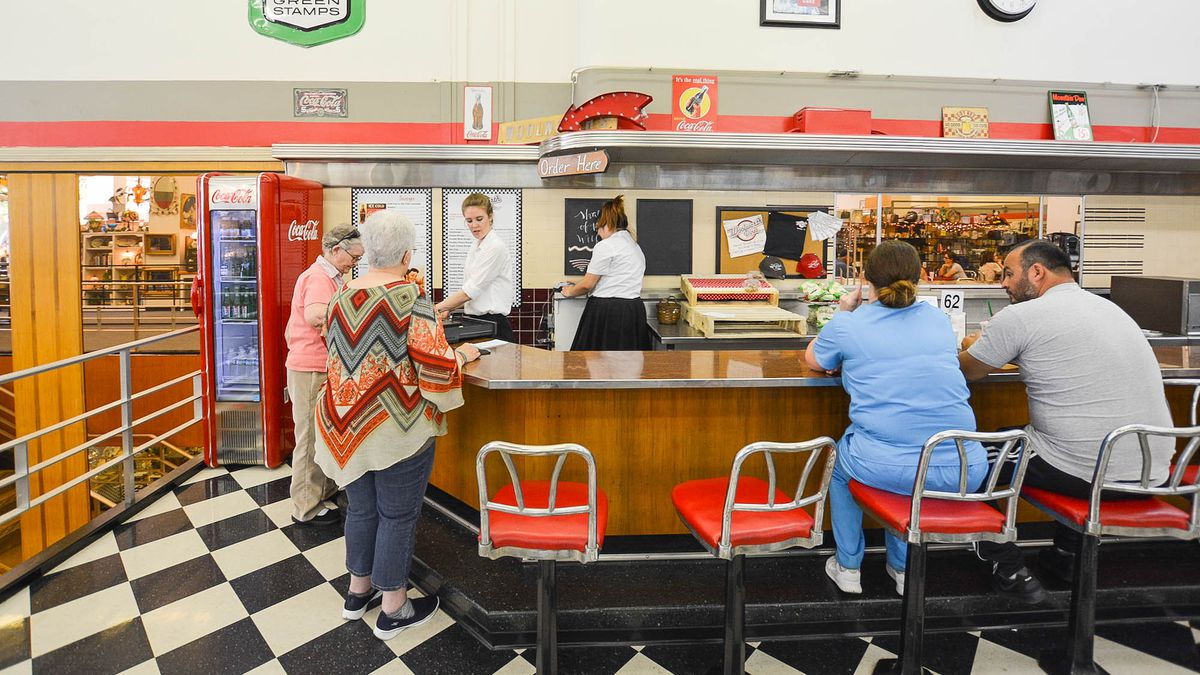 The Last Woolworth Luncheonette In America Hides In