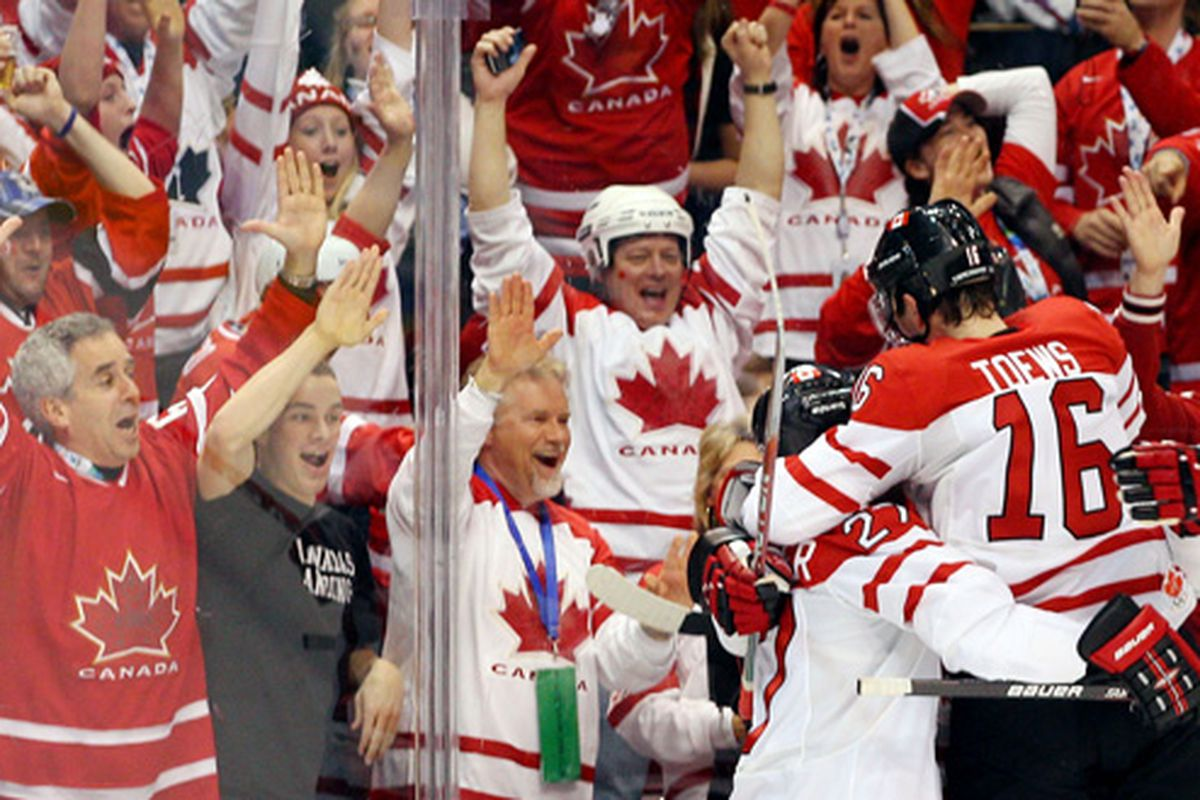 Congratulations to Canada for their 14 gold medals on home turf.