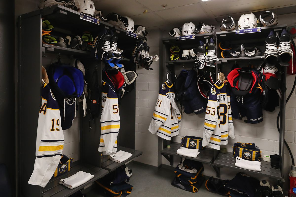 2019 NHL Global Series - Sweden - Buffalo Sabres v Tampa Bay Lightning