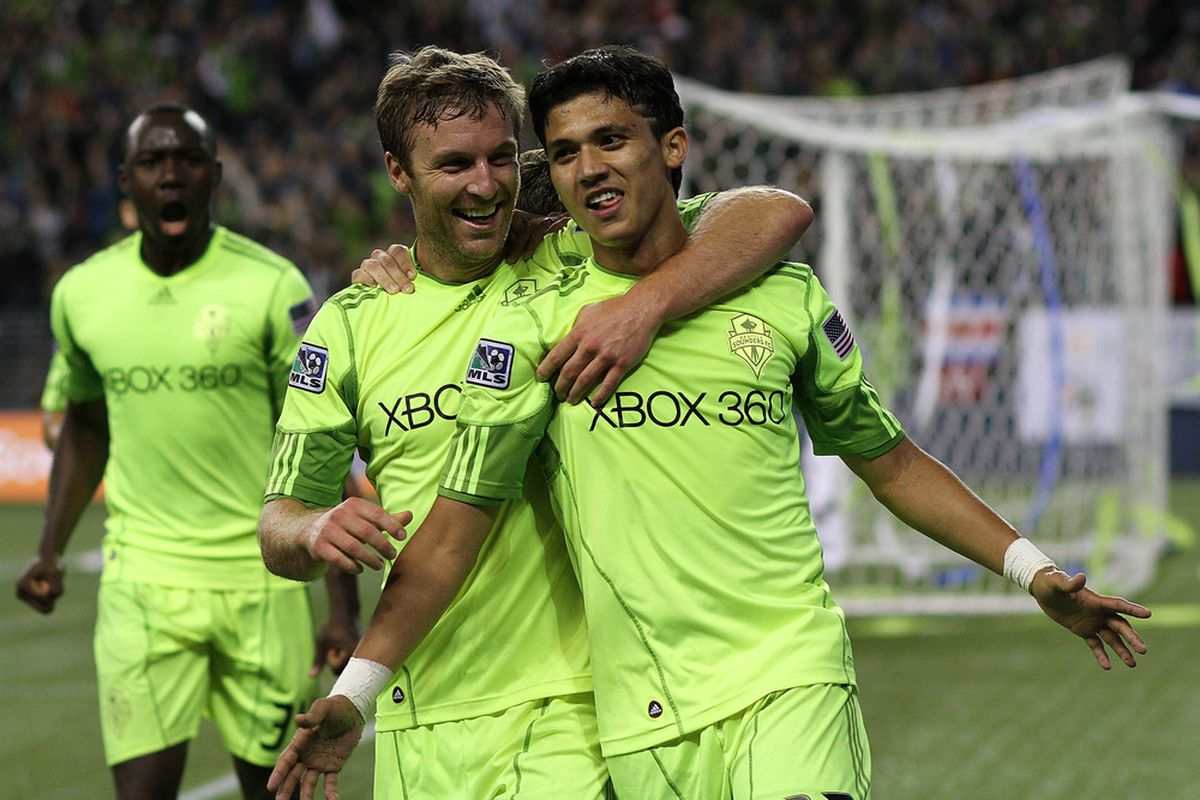 The Sounders are attempting to become the first team to win the U.S. Open Cup four consecutive times.