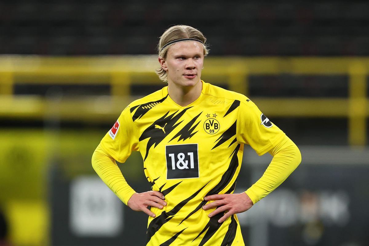 Borussia Dortmund slap €150m hands-off price tag on Erling Haaland - We  Ain't Got No History