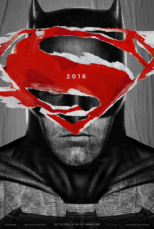batman v superman posters