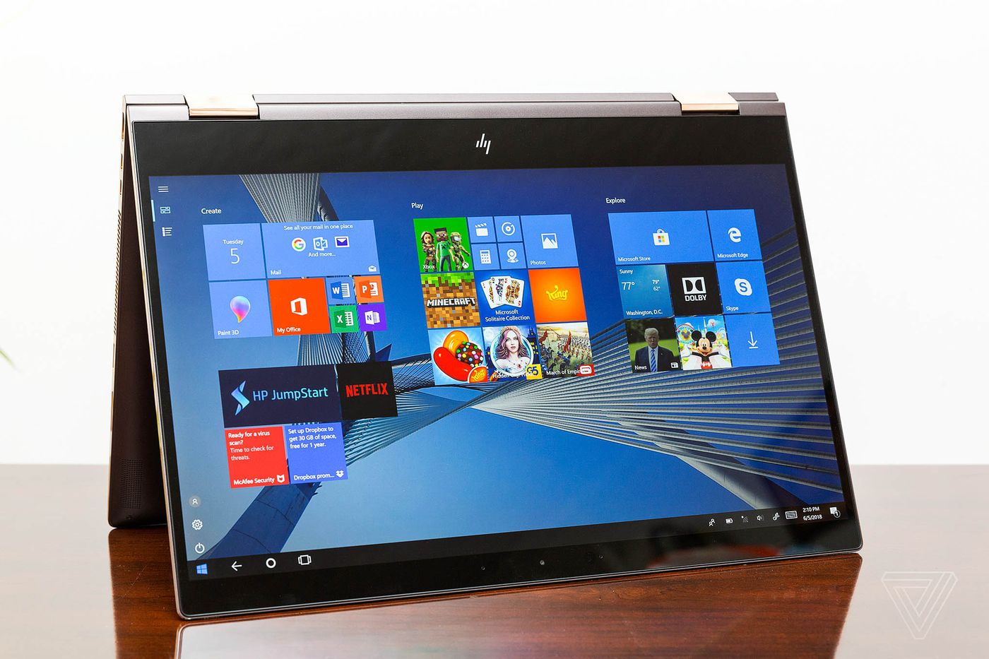 HP Spectre x360 15 review: performance, portability, and compromise